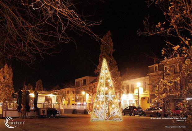 Kortrijk gooit 1.3 miljoen lichtjes in de strijd om inwoners toch gezellige feestdagen te bezorgen
