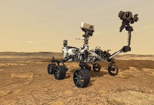 [à la télé ce soir] Mars, en quête de vie