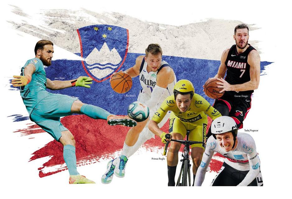 Waarom Slovenië hét sportland van het moment is