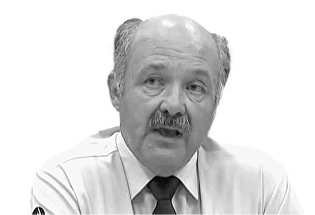 André Desenfants Opzijgezette politiebaas