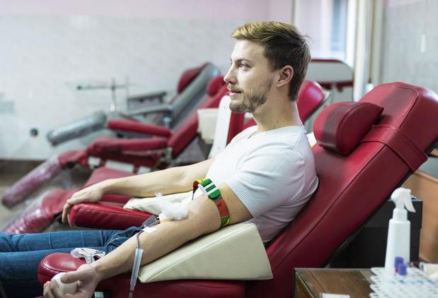 Hoe de sportprestaties van bloeddonoren vrijwaren?