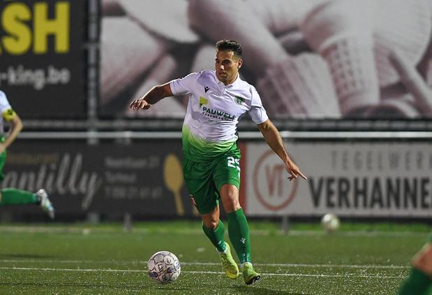Torhout KM meteen uitgeschakeld in Croky Cup door RC Lauwe (2-3)