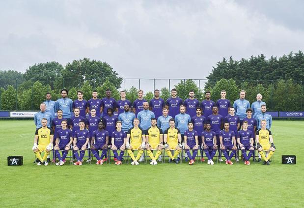 RSC Anderlecht - Club