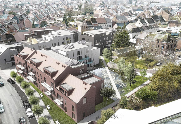 Les prix des appartements en hausse un peu partout dans le Brabant wallon