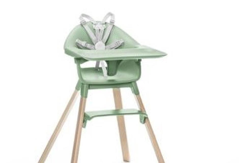Alles-in-één hoge stoel