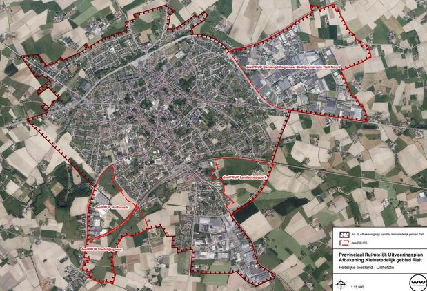 Tielt probeert subsidies los te weken voor aanleg stadsrandbos