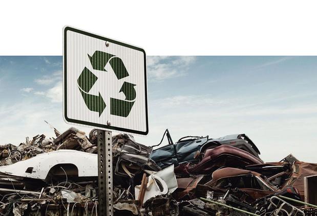 Portés disparus: 4,2 millions de véhicules hors d'usage