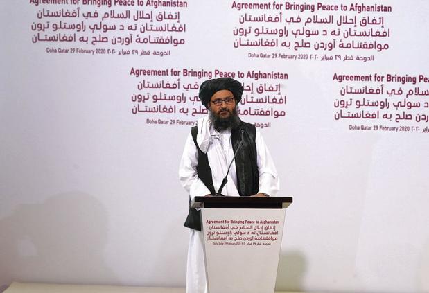 Talibanregering in Afghanistan krijgt vorm: Mohammed Hassan Akhund wordt nieuwe premier