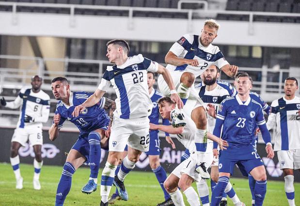 """EURO 2021: """"La Finlande ne va pas à l'EURO pour s'amuser"""""""