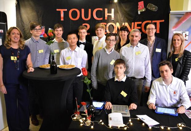 Leerlingen met autisme organiseren beurs voor toekomstige ondernemers