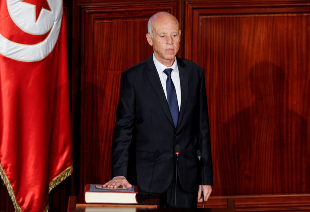 President Tunesië verlengt ontbinding parlement