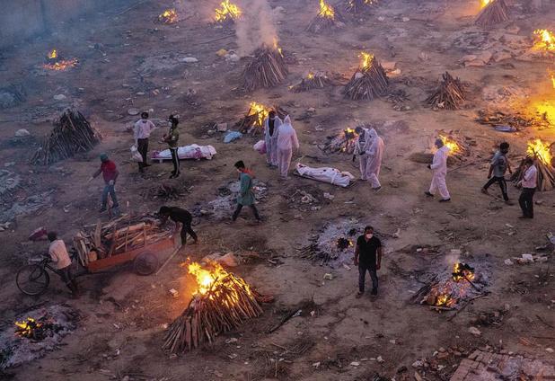 Pourquoi la pandémie tourne au chaos en Inde