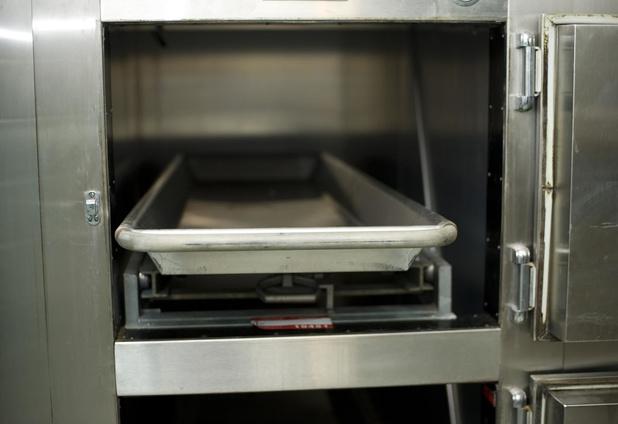 À Bruxelles, le corps de tout défunt doit être immédiatement transporté à la morgue
