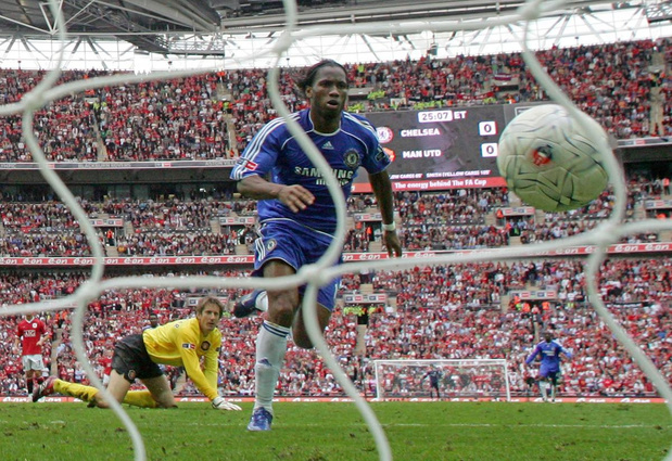 Flashback naar 19 mei 2007: de finale van de FA Cup in het vernieuwde Wembley