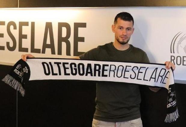 Denis Mahmudov is de nieuwe aanwinst van KSV Roeselare