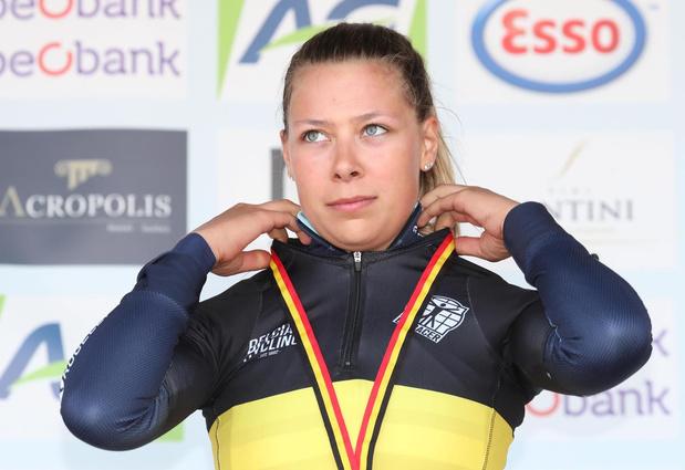 BK-brons en Belgische titel bij U23 voor Shari Bossuyt