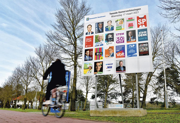 """Pascal Delwit (ULB): """"La fragmentation du paysage politique est accentuée aux Pays-Bas par le mode de scrutin"""""""