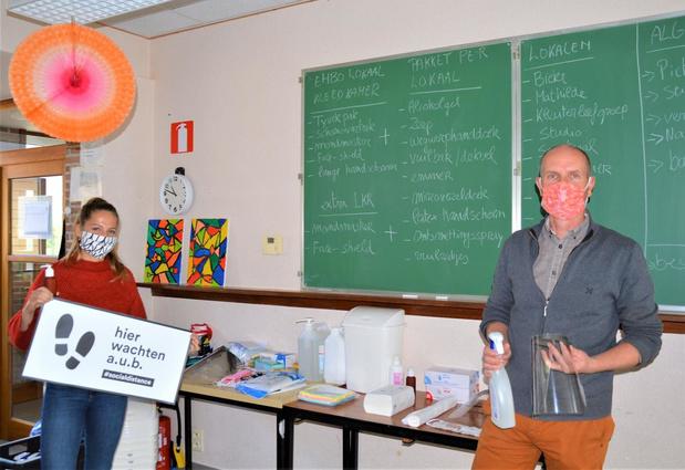 Heilig Hartschool in Wenduine pleit voor haalbare beslissingen tijdens coronacrisis