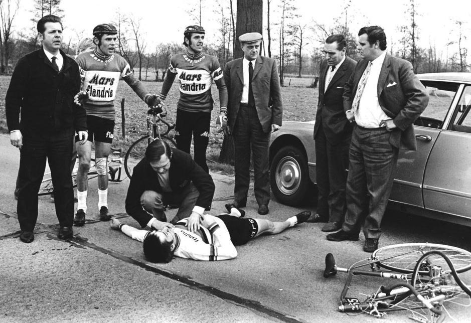 Het einde van een droom: 50 jaar geleden stierf Jean-Pierre Monseré in de regenboogtrui