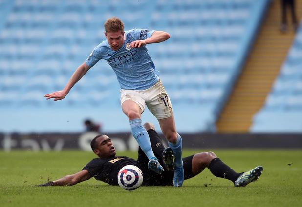 Kevin De Bruyne: een primeur en nieuwe mijlpaal tegen Manchester United?