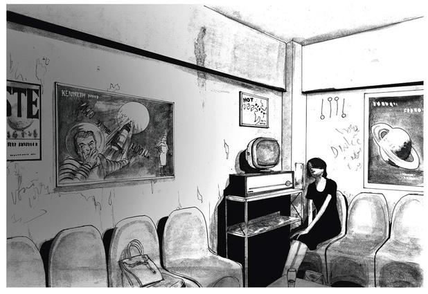 [la bd de la semaine] Tokyo Blues, de Tokushige Kawakatsu: sous influences
