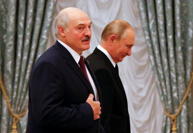 Rusland trekt Wit-Rusland verder naar zich toe