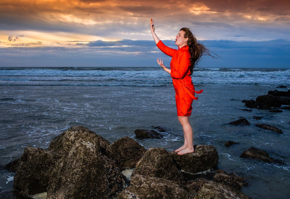 """Astrid Stockman: """"Ik weet al van mijn vijfde dat alleen muziek mij gelukkig kan maken"""""""