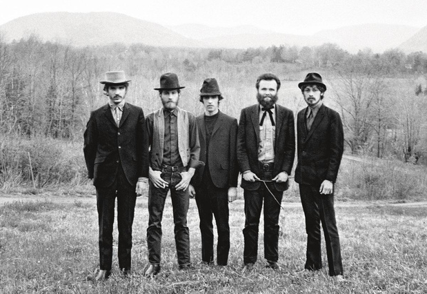 The Band: Once Were Brothers