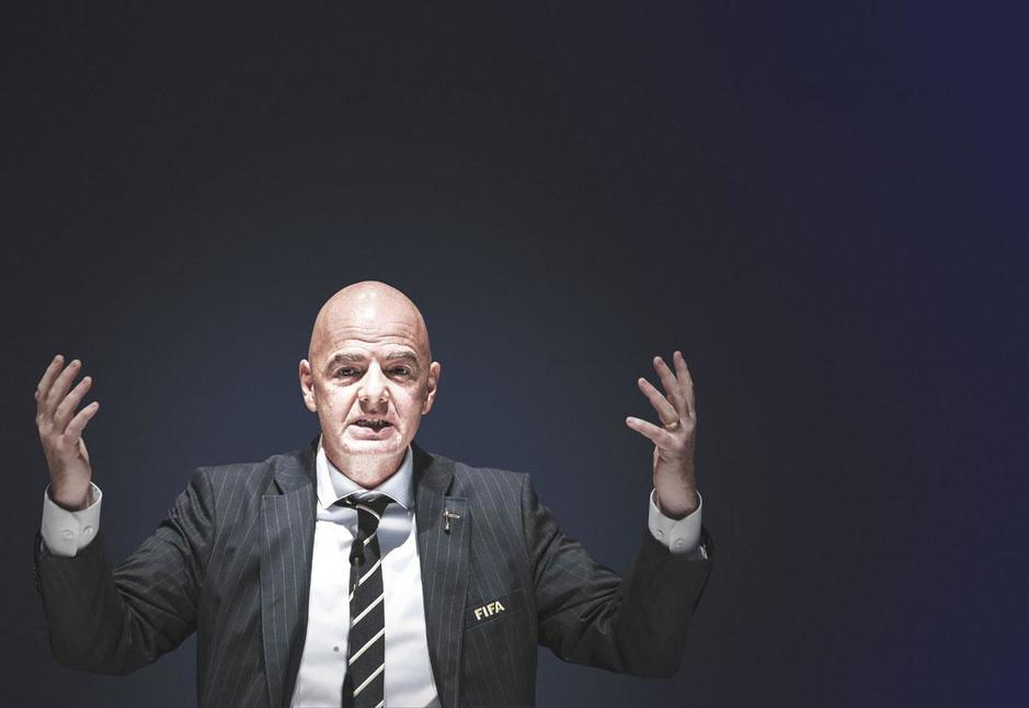 Het Zwitserse gerecht in zijn zak: wie doet FIFA-baas Infantino nog wat?
