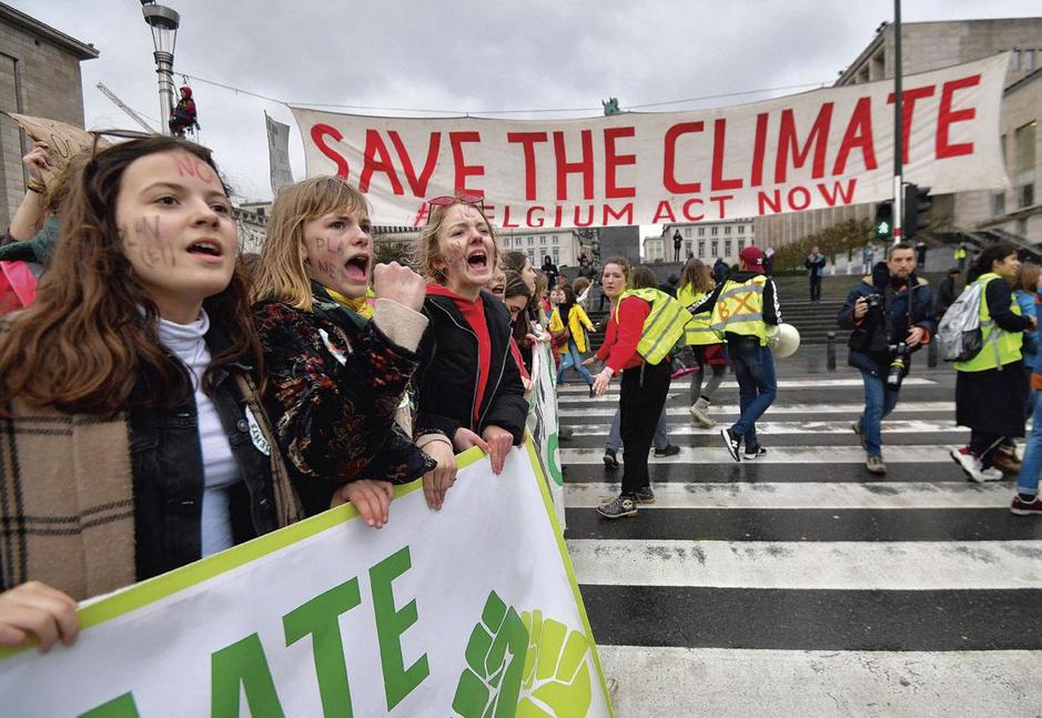 Klimaatangst: wat vertel je jongeren die psychologisch lijden onder voorspelde klimaatrampen?