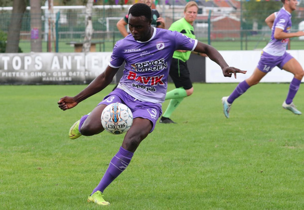 KRC Harelbeke wint thuis tegen Elene-Grotenberge met 3-0