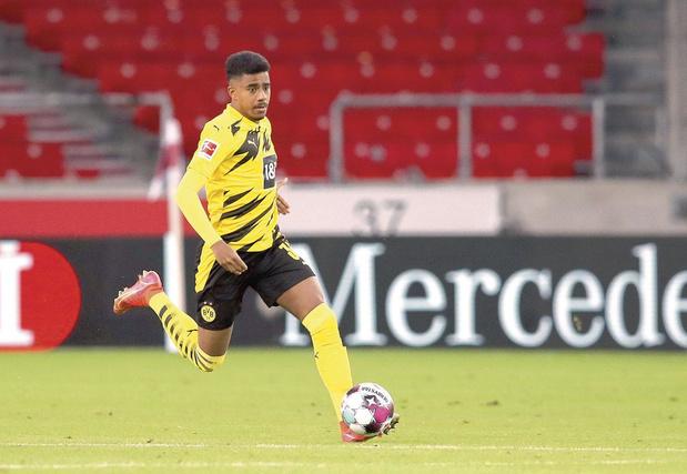 Ansgar Knauff - club: Borussia Dortmund