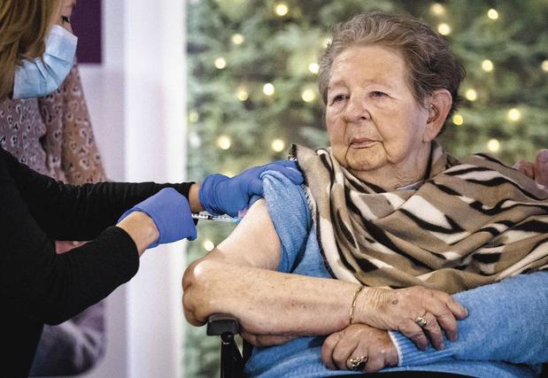 Thuisvaccinatie blijft de uitzondering