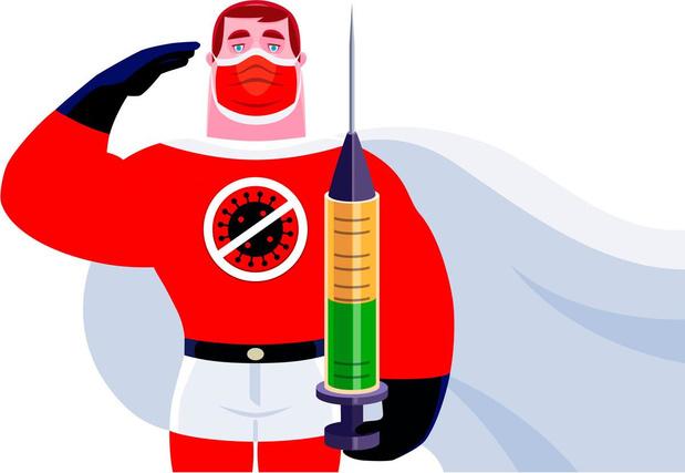 """"""" La vaccination, une goutte d'eau dans l'océan des stimulations immunitaires """""""