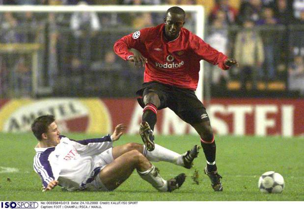 Kippenvelmatch #22: Anderlecht-Manchester United 2-1