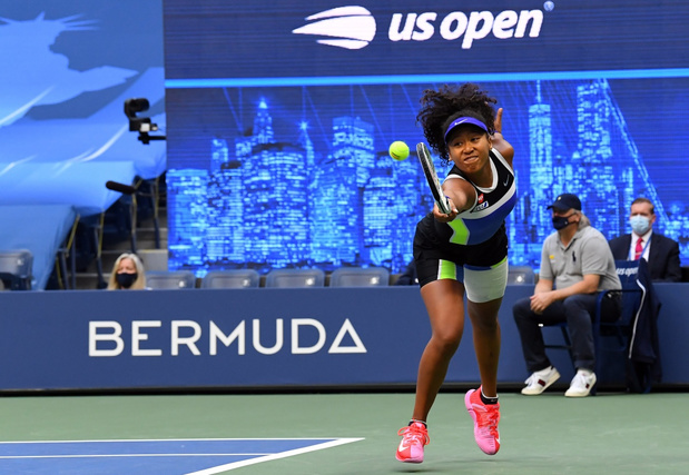 Osaka verslaat Azarenka in driesetter en pakt tweede eindzege in US Open