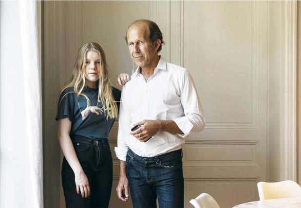 """""""Aujourd'hui, tout le monde regarde ces jeunes"""": Rencontre avec Paul Deneve et sa fille Joy"""