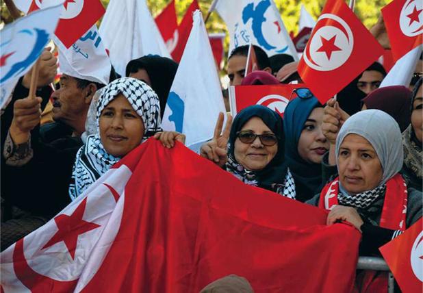 """Le sombre bilan des """"printemps arabes"""" (carte blanche)"""