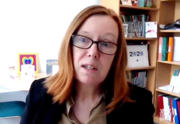 Une chercheuse de l'université d'Oxford récompensée pour le développement du vaccin