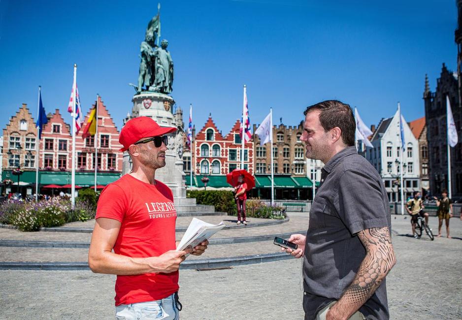 "Citytripduel, deel 1: ""Weinig steden kunnen tippen aan Brugge"""