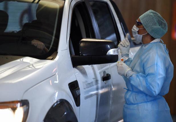 Vivalia: des mesures spéciales dans les centres de dépistage et drive-ins