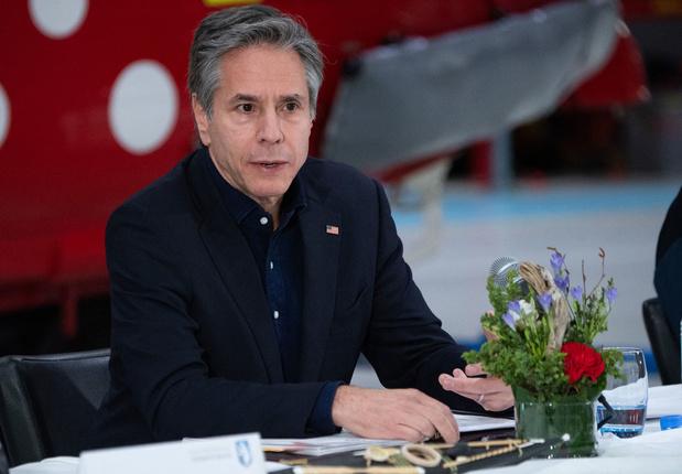 VS-minister Blinken naar Midden-Oosten