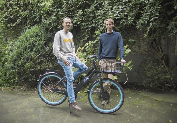 À Bruxelles, une bulle d'air pour certains vélos partagés