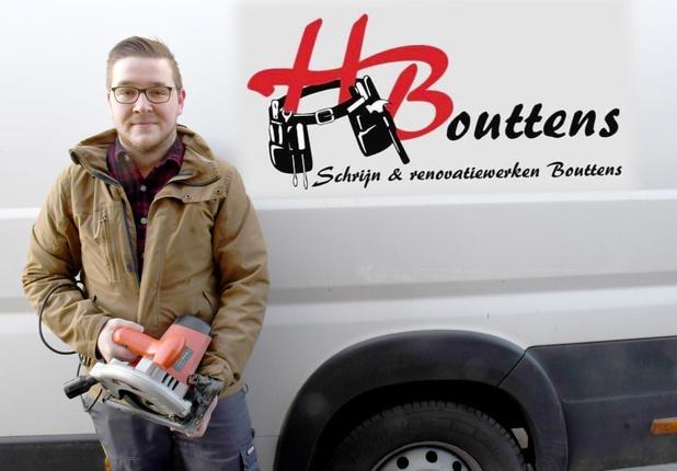 Harry Bouttens start in Poelkapelle met schrijn- en renovatiewerken