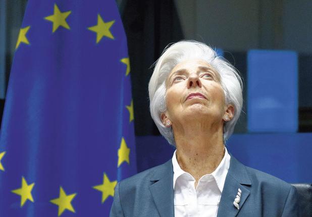 ECB maakt geld beschikbaar voor niet-eurolanden