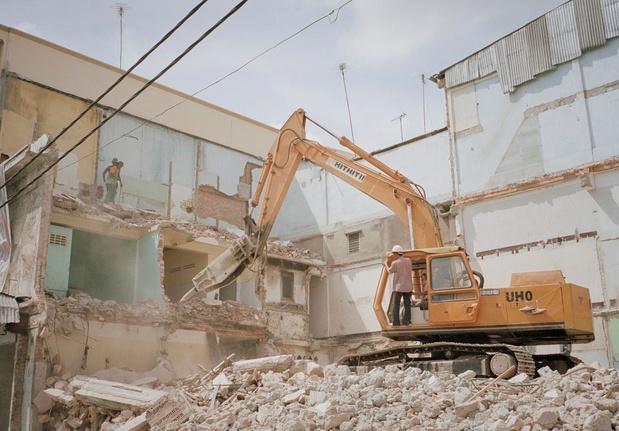 Nieuwe regeling afbraak en heropbouw appartementsgebouw