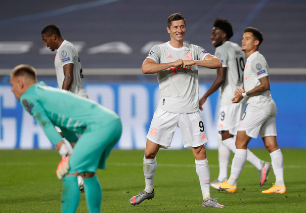 'Bayern München, brutale overval op Europa'
