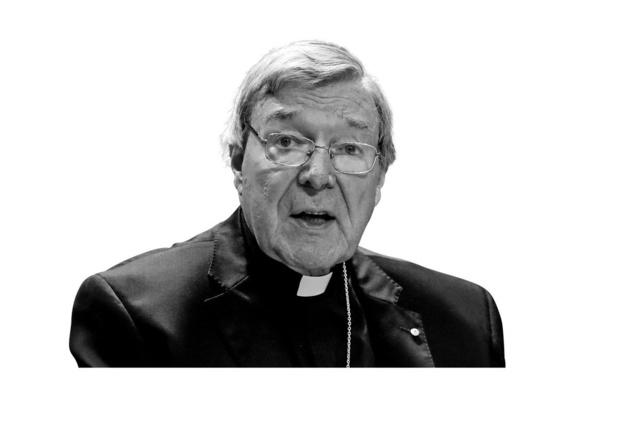 George Pell Vrijgesproken kardinaal