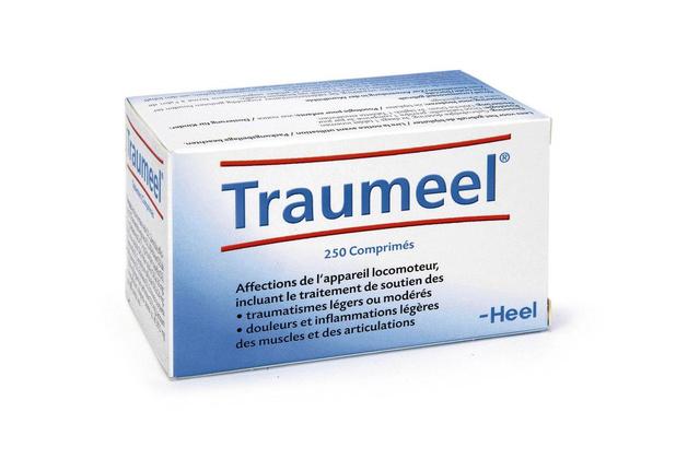 Une approche unique de l'inflammation avec Traumeel®