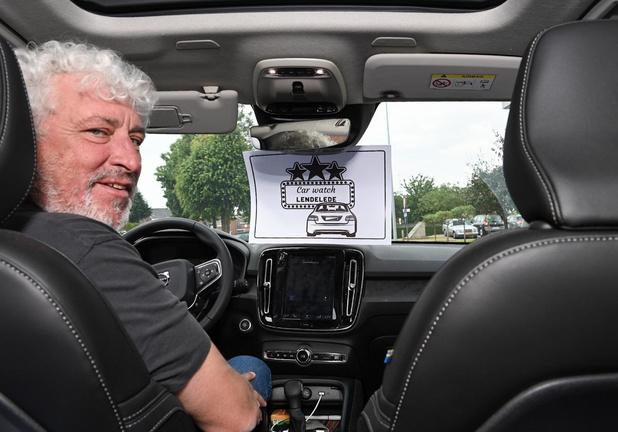 Lendelede pakt uit met Car Watch